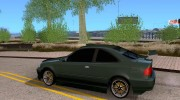 HONDA CIVIC 98 Racer 31 for GTA San Andreas miniature 2