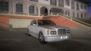 Bentley Arnage for GTA Vice City miniature 1