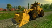 К701 AP for Farming Simulator 2015 miniature 1