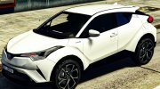 2017 Toyota C-HR for GTA 5 miniature 1
