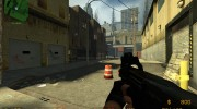 Black P90 With New Origins for Counter-Strike Source miniature 1