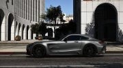 Mercedes-Benz AMG GT S Mansory for GTA 5 miniature 2