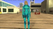 Tekken TT2 Lili Zero Suit for GTA San Andreas miniature 2