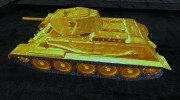 T34 for World Of Tanks miniature 2
