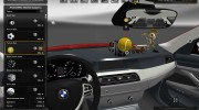 BMW M5 Touring for Euro Truck Simulator 2 miniature 12