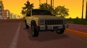 Jeep Cherokee XJ 1984-1991 for GTA Vice City miniature 1