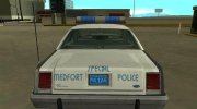 Ford LTD Crown Victoria 1987 Medford Special Police for GTA San Andreas miniature 7