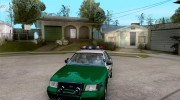 Ford Crown Victoria 2003 Police Interceptor VCPD для GTA San Andreas миниатюра 1