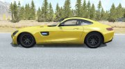 Mercedes-Benz AMG GT Coupe (C190) 2014 for BeamNG.Drive miniature 2