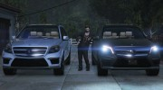 Mercedes-Benz GL63 AMG v1.2 for GTA 5 miniature 3