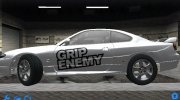 Декаль Grip Enemy for Street Legal Racing Redline miniature 1