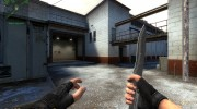 Dark Knife with rust для Counter-Strike Source миниатюра 1