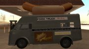 Tempo Matador 1952 Hotdog Van - Edition for GTA San Andreas miniature 5