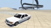 Mercedes-Benz W124 beta for BeamNG.Drive miniature 1