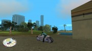 Dodge Tomahawk for GTA Vice City miniature 3