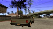 GMC Syclone Stock for GTA San Andreas miniature 4