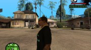 Футболка с логотипом Game World for GTA San Andreas miniature 4