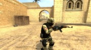 Polish Desert Grom для Counter-Strike Source миниатюра 2