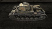 Шкурка для PzKpfw II for World Of Tanks miniature 2