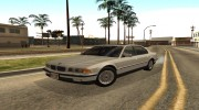 BMW 7-Series 750iL e38 1995 1.1 for GTA San Andreas miniature 1