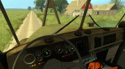Урал 4320 Лесовоз для Farming Simulator 2015 миниатюра 9