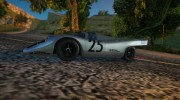 1970 Porsche 917K for GTA San Andreas miniature 3