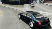 Chrysler 300C SRT8 for GTA 4 miniature 3