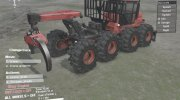 K9000 Skidder for Spintires 2014 miniature 3