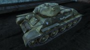 T-34 19 for World Of Tanks miniature 1