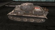 Шкурка для VK3601(H) Grey Knight (По Вархаммеру) for World Of Tanks miniature 2