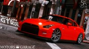 Nissan GTR R35 for GTA 5 miniature 1
