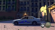 BMW 530d E39 for Mafia II miniature 8