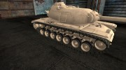Шкурка для M103 for World Of Tanks miniature 5