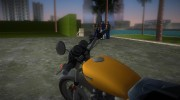 Kawasaki Z1 1975 for GTA Vice City miniature 5