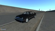 Mercedes-Benz E420 for BeamNG.Drive miniature 5