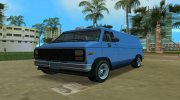 GMC Vandura G-15 1983 v1.1 for GTA Vice City miniature 1