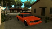 Tahoma Restylе for GTA San Andreas miniature 9
