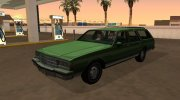 Chevrolet Impala 1984 Station Wagon for GTA San Andreas miniature 1