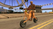 The Bike Girl for GTA San Andreas miniature 4
