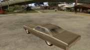 1972 Plymouth Fury III Stock for GTA San Andreas miniature 3