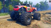 Pastrana Monster Truck for Spintires 2014 miniature 1