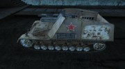 Шкурка для Hummel for World Of Tanks miniature 2