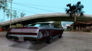 Chrysler 300C 1970 for GTA San Andreas miniature 4