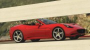 2012 Ferrari California BETA for GTA 5 miniature 7