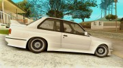 Bmw M3 E30 Stock for GTA San Andreas miniature 2