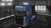 Scania S - R New Tuning Accessories (SCS) for Euro Truck Simulator 2 miniature 4