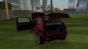 Daewoo Lanos Sport US 2001 for GTA Vice City miniature 8