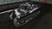 Аниме шкурка для Pz V Panther для World Of Tanks миниатюра 1