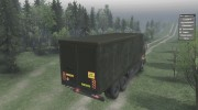 КамАЗ 65117 for Spintires 2014 miniature 7