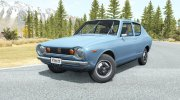 Datsun Cherry 100A 2-door (E10) 1972 for BeamNG.Drive miniature 1